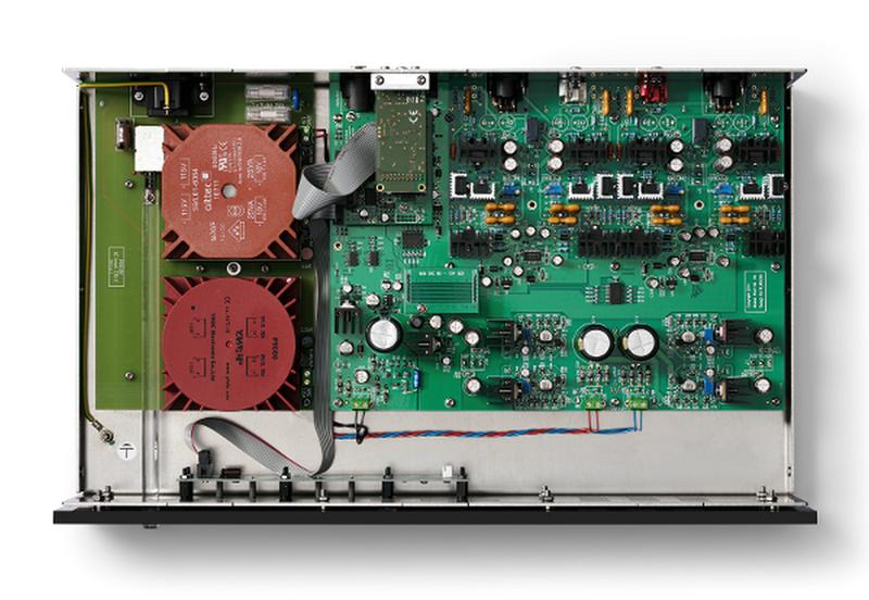 dafraud GmbH ra mắt thương hiệu mới Merason cùng bộ giải mã DAC 1