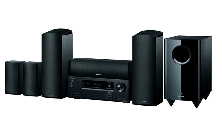 Onkyo giới thiệu AV Receiver TX-NR696 và 2 dàn home theater HT-S5915, HT-S3910