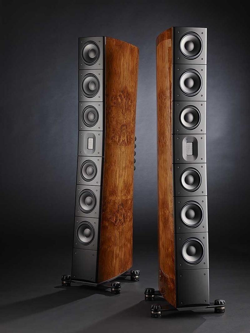 Raidho Acoustics công bố loa ultra hi-end TD-4.2