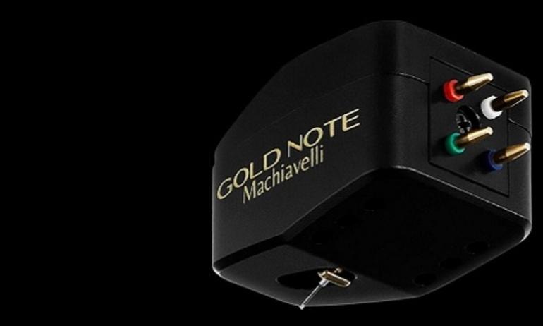 Gold Note giới thiệu phiên bản tiếp theo của cartridge Machiavelli