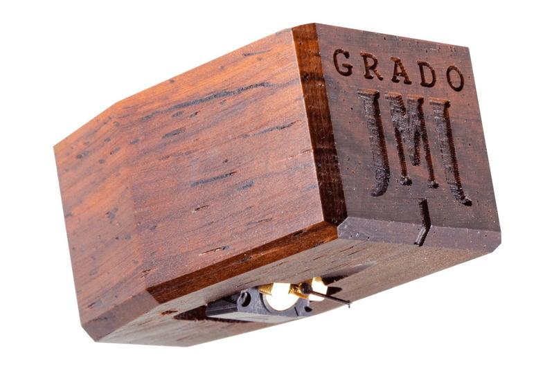 Grado trình làng cartridge hi-end vỏ gỗ Aeon