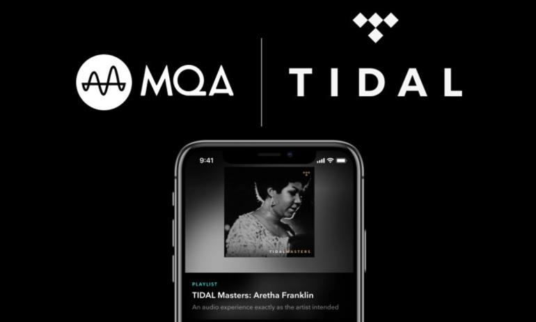 Tidal Master chính thức có mặt ở ứng dụng dành cho thiết bị iOS