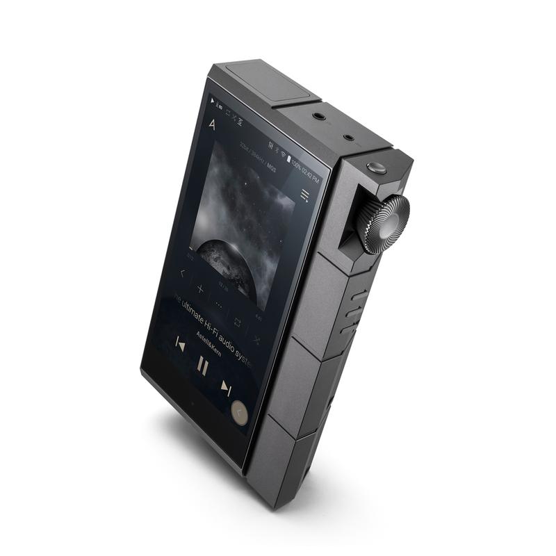 Astell & Kern tung ra máy nghe nhạc hi-end Kann Cube
