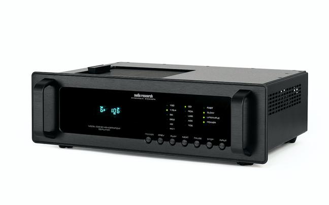 Audio Research trình làng bộ đôi đầu phát CD6SE và CD9SE