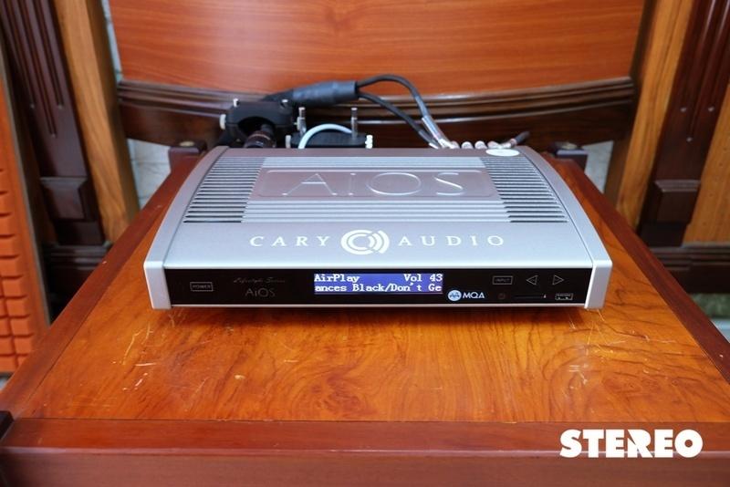 Cary AiOS ghép đôi cùng JBL L100 Classic