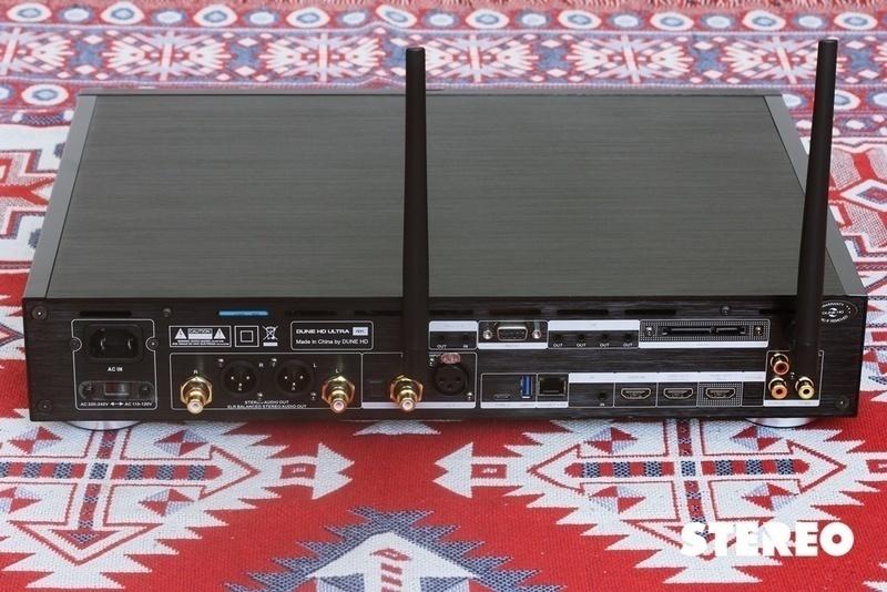 Dune HD Ultra 4K: Đầu xem phim 4K với chuẩn âm thanh cao cấp cho audiophile