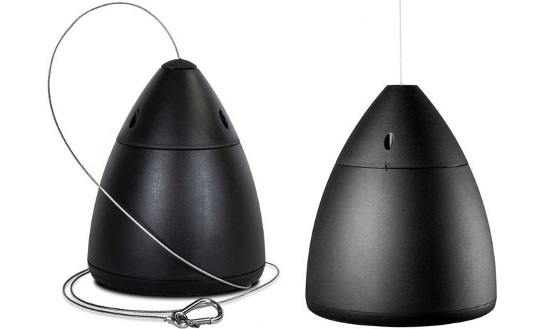 Elipson tung ra dòng loa BELL Series có dạng đèn treo độc đáo