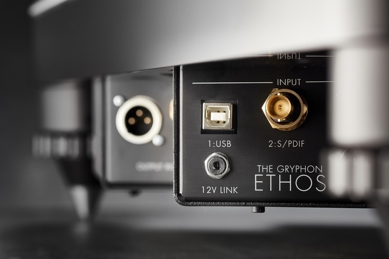Gryphon phát hành đầu CD kiêm DAC giải mã cao cấp Ethos