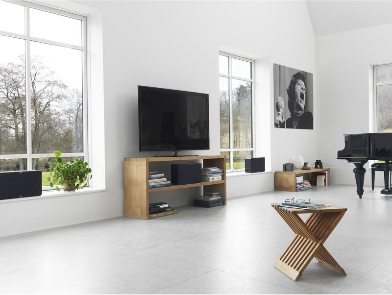 Jamo D 500 THX: Dòng loa chuyên dụng cho phòng phim gia đình