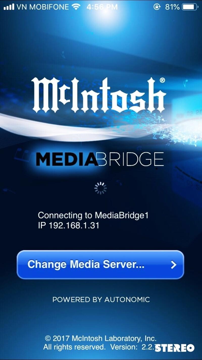 MS500: Dấu mốc của McIntosh trong thời đại streaming
