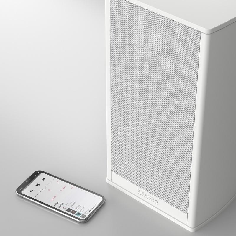 Piega ra mắt dòng loa không dây cao cấp Premium Wireless với 3 model mới