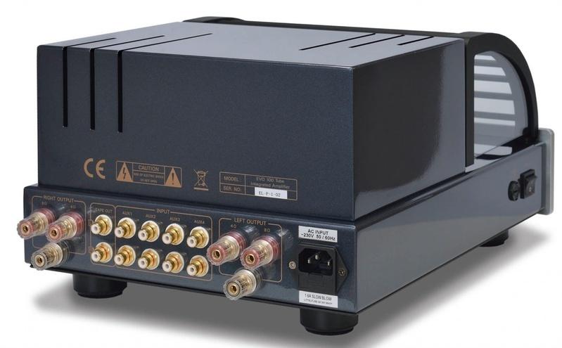 PrimaLuna giới thiệu ampli đèn tích hợp EVO 100 Integrated