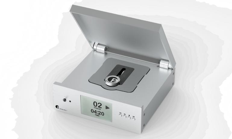 Pro-Ject trình làng đầu phát CD cao cấp Box RS2 T