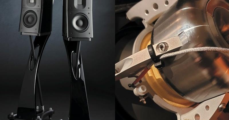 Raidho Acoustics trình làng loa bookshelf hi-end TD-1.2 thuộc dòng Tantalum Diamond