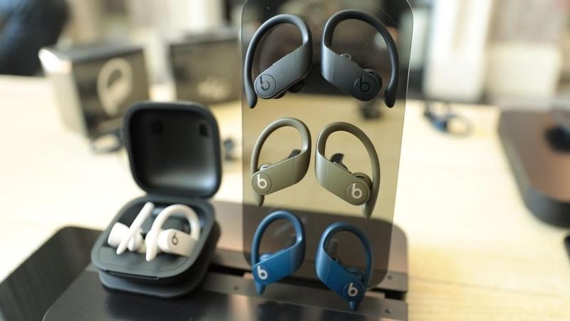 Beats chính thức tung ra tai nghe true-wireless Powerbeats Pro trang bị chip H1