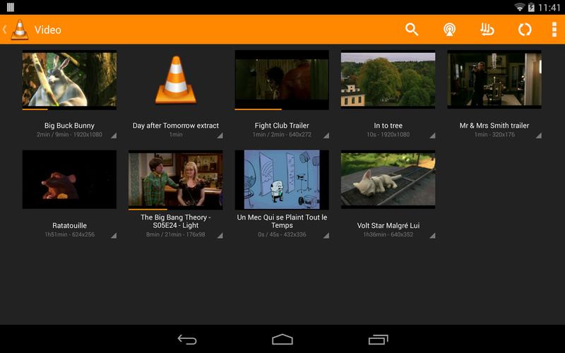 Những ứng dụng xem phim nên có trên Dune HD Ultra 4K