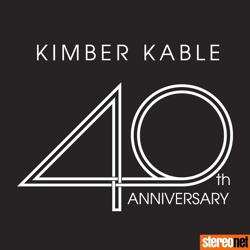 Kimber Kable ra mắt dây tín hiệu PBJ phiên bản kỷ niệm 40 năm