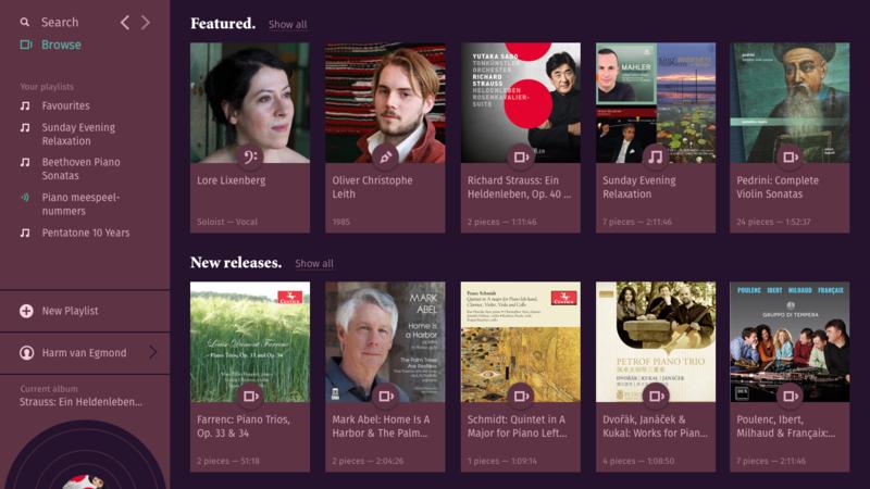 Dịch vụ stream nhạc cổ điển Primephonic tung bản cập nhật mới, bổ sung nhiều tính năng hấp dẫn