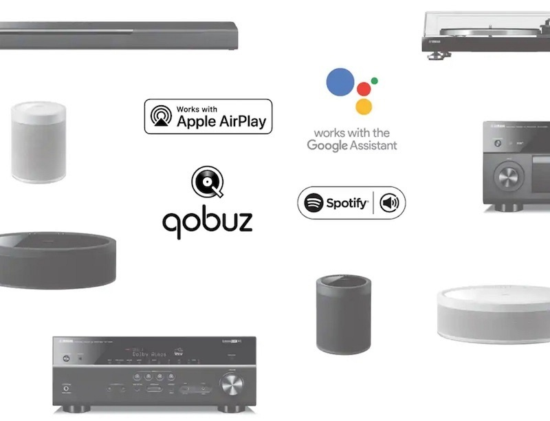 Yamaha bổ sung kết nối AirPlay 2 cho 15 sản phẩm thuộc dòng home audio