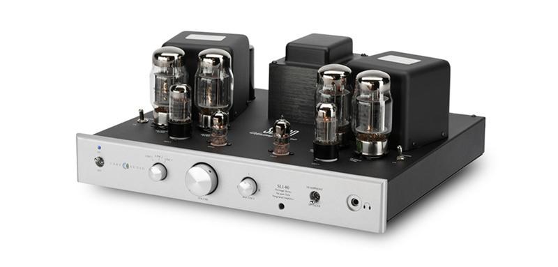 Cary Audio chính thức ra mắt ampli tích hợp SLI-80 phiên bản Heritage Series