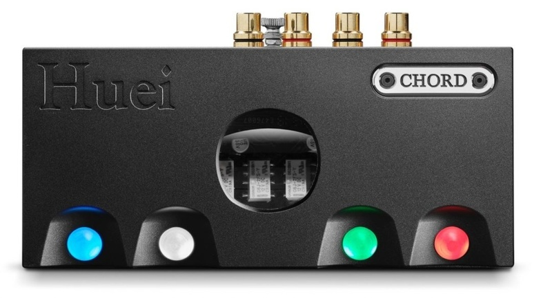 Chord Electronics giới thiệu chiếc phono pre-amp nhỏ gọn mang tên Huei