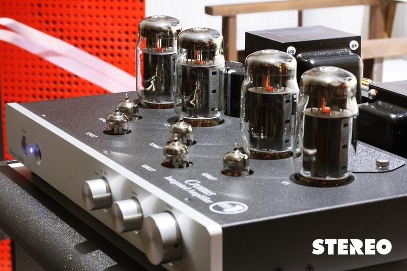 Trải nghiệm ampli đèn tích hợp Rogue Audio Cronus Magnum III