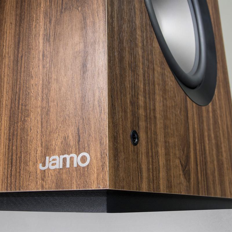 Jamo S 810 SUB: Loa siêu trầm mỏng-gọn dành cho mọi không gian