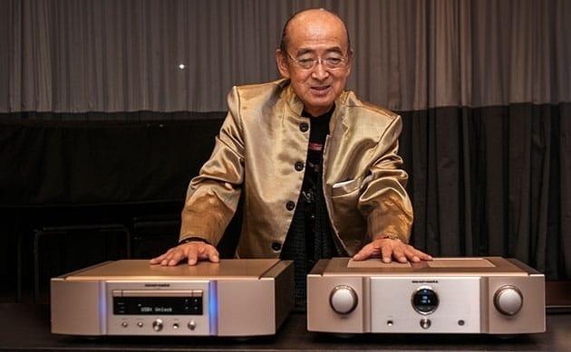 Huyền thoại Ken Ishiwata chính thức nói lời tạm biệt Marantz sau 41 năm hợp tác