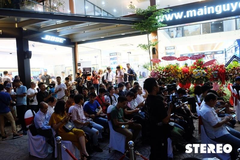 Mai Nguyên Flagship Store chính thức khai trương tại Hồ Chí Minh