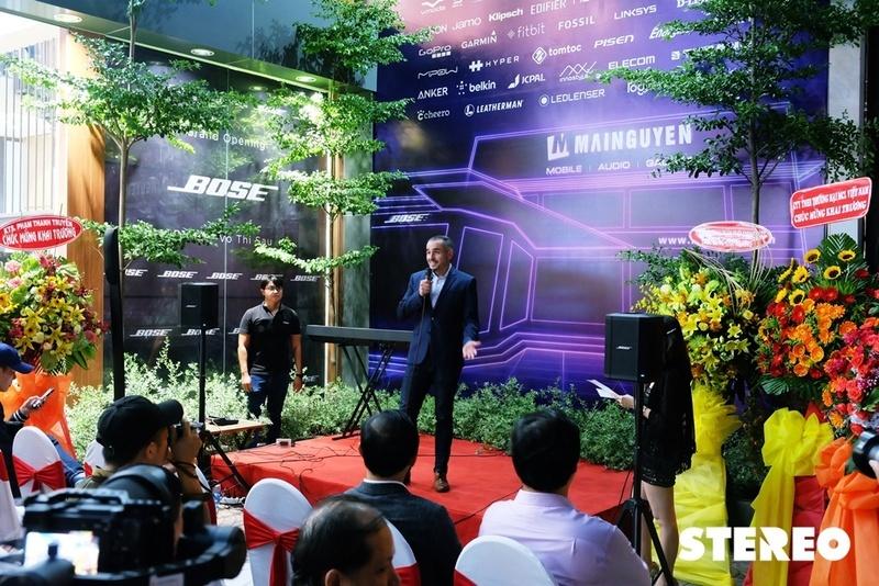 Bose mở cửa hàng thứ hai tại thành phố Hồ Chí Minh