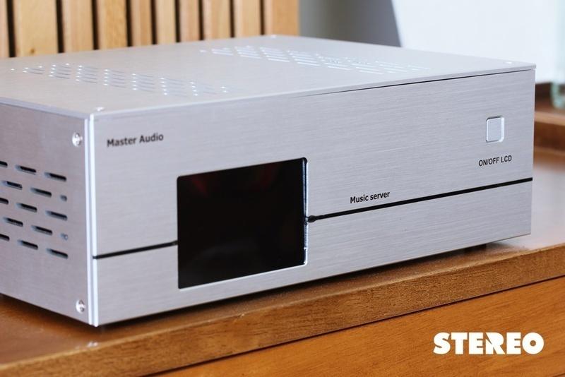 M-Server : Máy chủ chơi nhạc mới từ thương hiệu Việt Master Audio