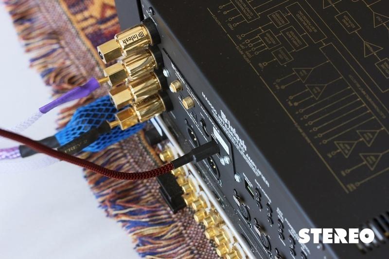Trải nghiệm DAC trong ampli tích hợp McIntosh MA9000