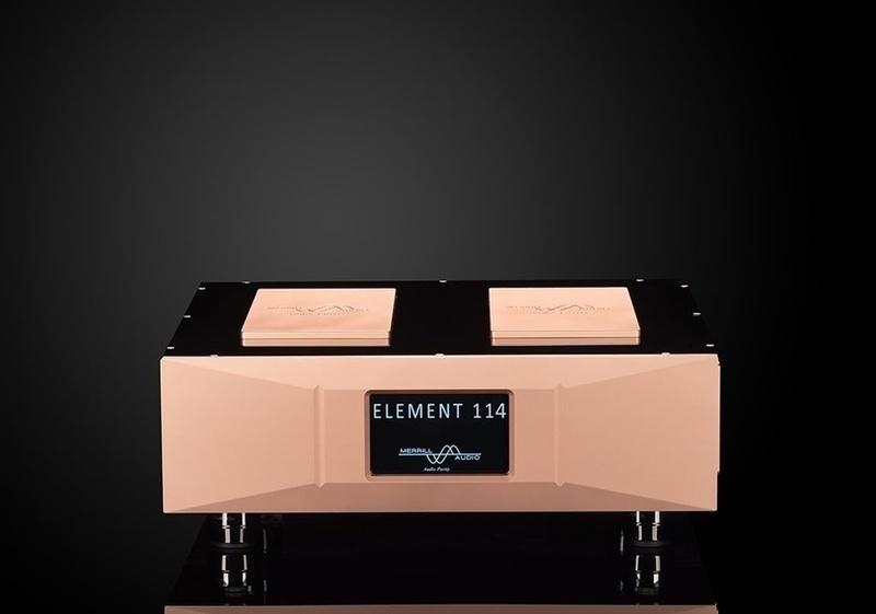 Merrill Audio giới thiệu bộ khuếch đại hi-end ELEMENT 114