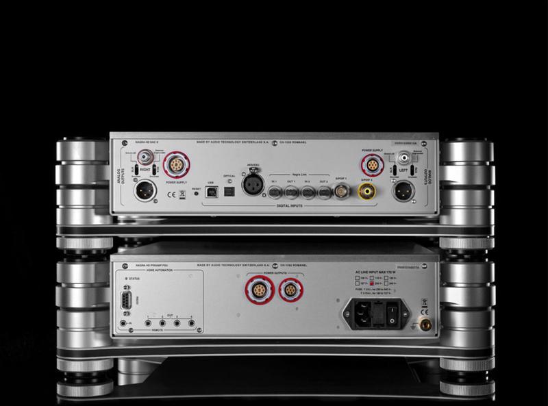 Bộ giải mã hi-end HD DAC X của Nagra đã chính thức có mặt trên thị trường