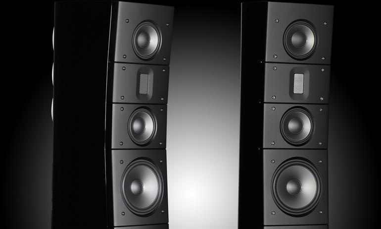 Raidho Acoustics ra mắt loa cột TD-3.8 với woofer đường kính lên tới 200mm