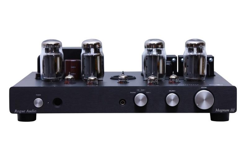 Ampli đèn bán chạy nhất của Rogue Audio chính thức ra phiên bản mới: Cronus Magnum 3