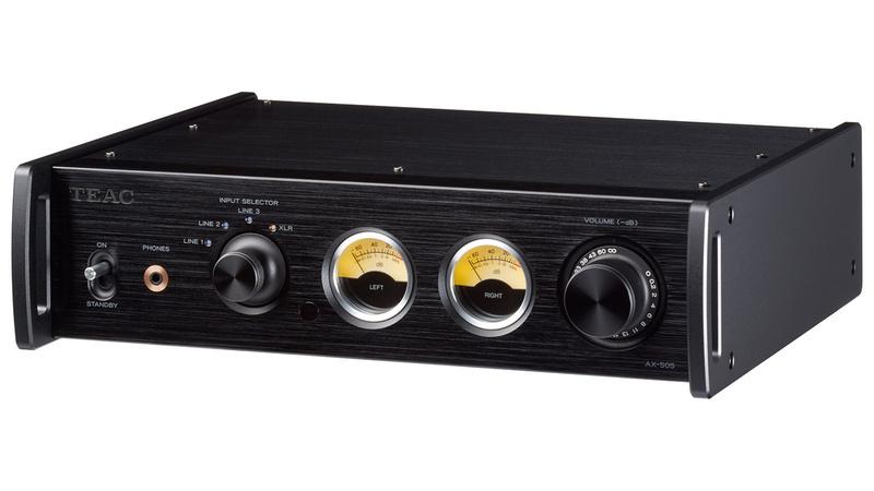 TEAC phát hành ampli tích hợp nhỏ gọn AX-505