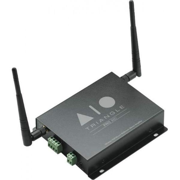 Triangle phát hành mẫu ampli lắp đặt nhỏ gọn mang tên AIO Pro A50