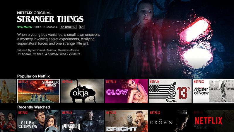 Người dùng Netflix nay đã có thể thưởng thức âm thanh chất lượng cao khi xem phim