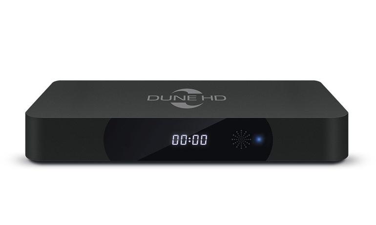 Trải nghiệm đầu HD Dune HD Pro 4K