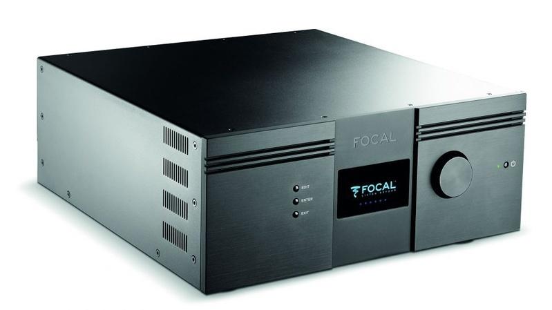 Focal trình làng ampli AV hi-end Astral 16 dành cho hệ thống xem phim tại gia