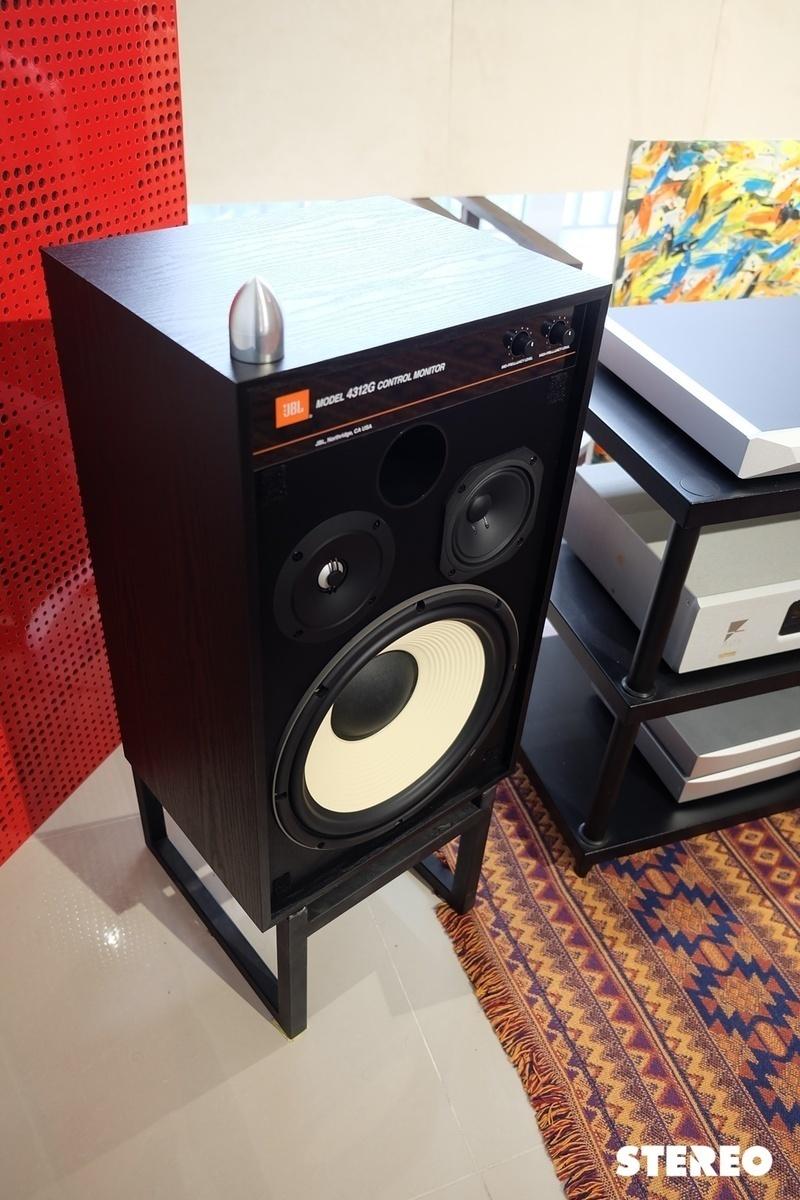 JBL 4312G: Loa hay cho người sành nghe