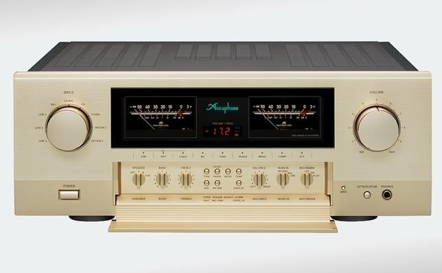 Accuphase E-480: Người thừa kế hoàn hảo của ampli tích hợp E-470