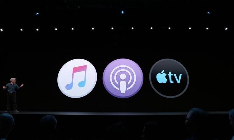 Apple chính thức khai tử iTunes, thay thế bằng loạt dịch vụ riêng cho các thiết bị đời mới