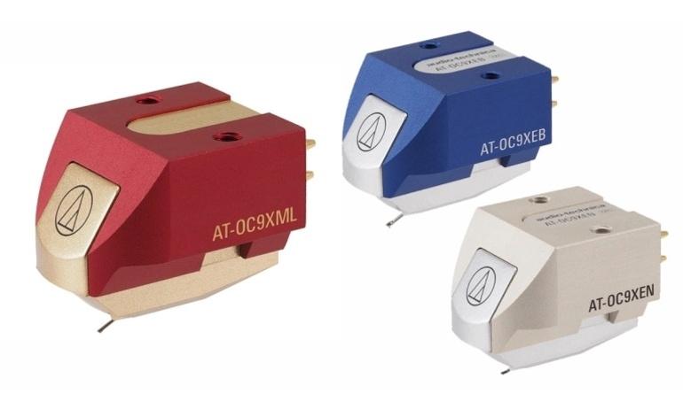 Audio-Technica công bố 5 model mới của dòng kim phono AT-OC9X Series