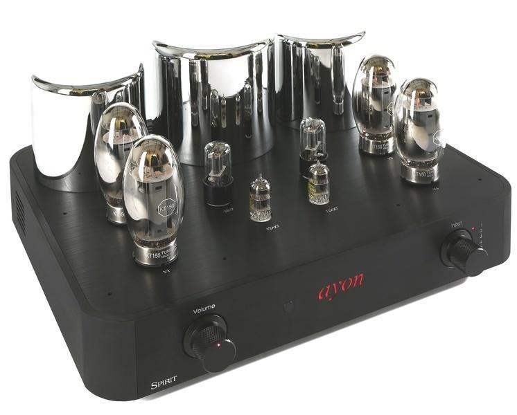 Ayon ra mắt thế hệ thứ 5 của ampli đèn tích hợp Spirit