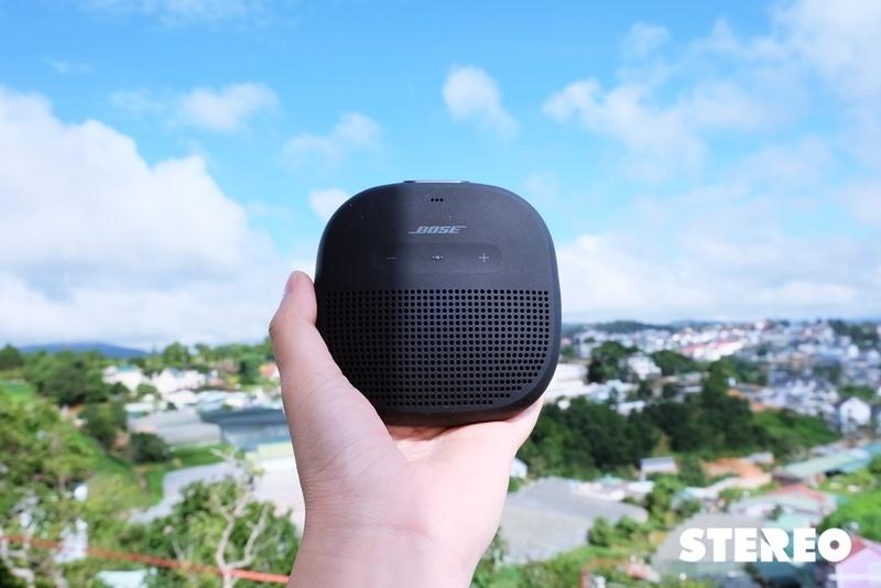 Bose Micro Soundlink: Bạn đường lý tưởng