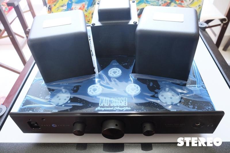 Cary Audio CAD 300SEI: Sức hút khó cưỡng của nữ hoàng đèn điện tử