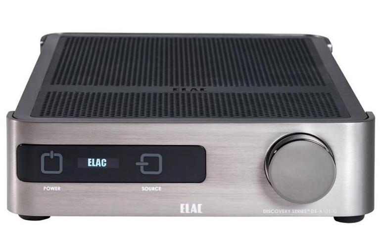 Elac giới thiệu ampli tích hợp DS-A101-G, hỗ trợ phát nhạc số trực tuyến và Roon