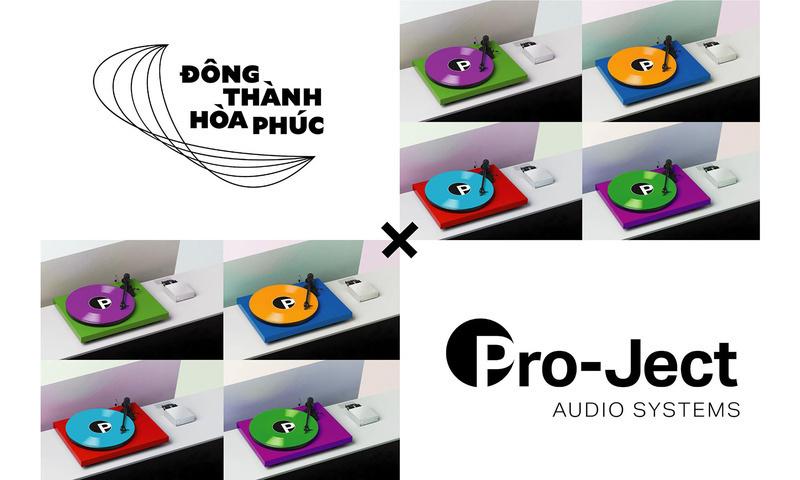 Đông Thành - Hòa Phúc chính thức trở thành nhà phân phối độc quyền của Pro-Ject Audio